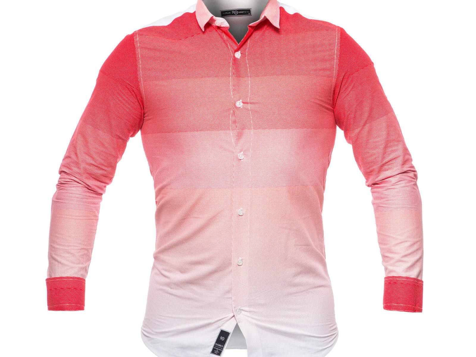 Невидим манекен облекла риза заснемане