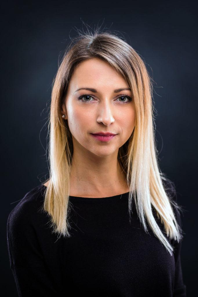 Студийна портретна фотосесия в Пловдив.