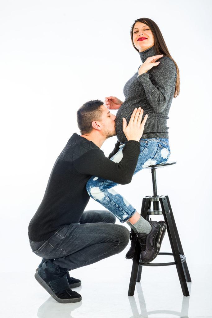 """Фотосесия """"Бъдеща майка"""" - бременност Пловдив"""